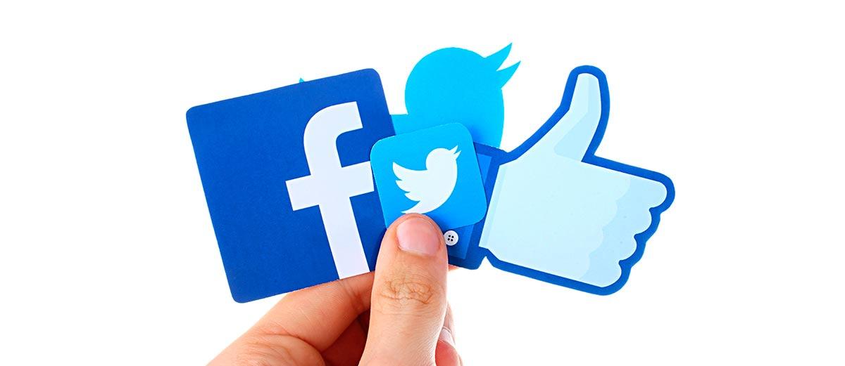 Facebook Ads o Twitter Ads